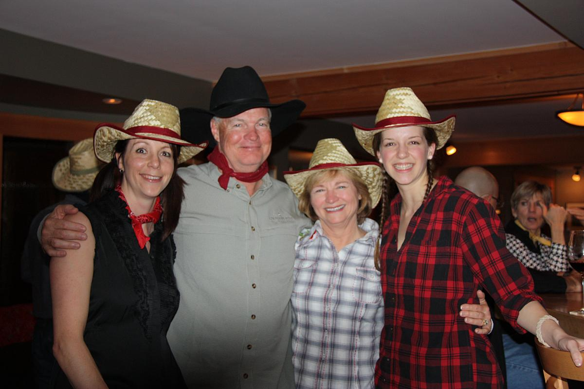 Western Night at the Spur